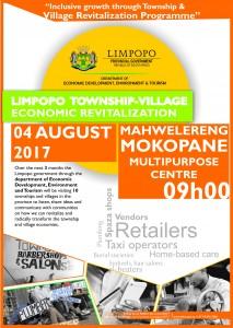 mokopane township revitalisation